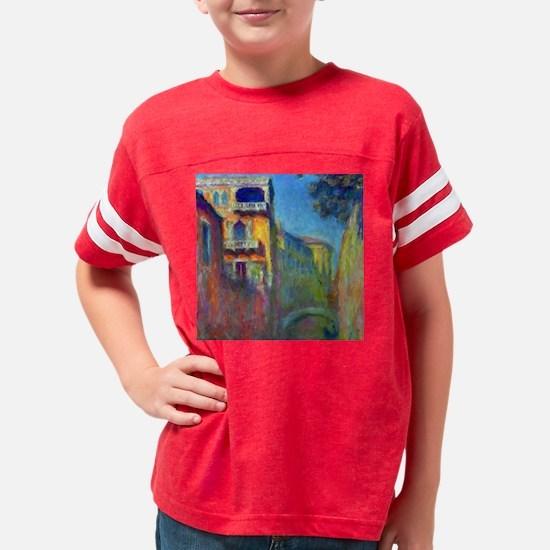 Monet Youth Football Shirt