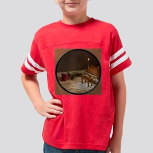 poet and peasant Youth Football Shirt