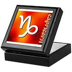 Capricorn Keepsake Box