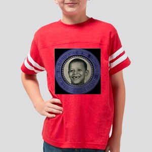 Presidential seal ornament2 Youth Football Shirt