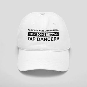 tap created equal designs Cap