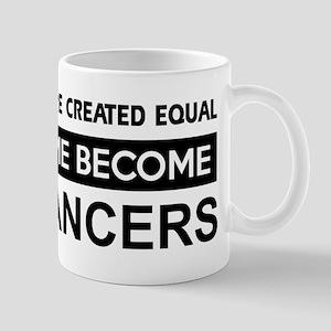 tap created equal designs Mug