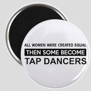 tap created equal designs Magnet