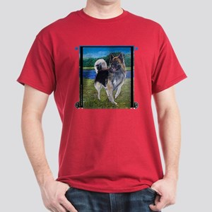 German Shepherd Mix Dark T-Shirt