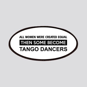 tango created equal designs Patches