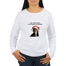 Dear Santa Paws, I can Explain Long Sleeve T-Shirt