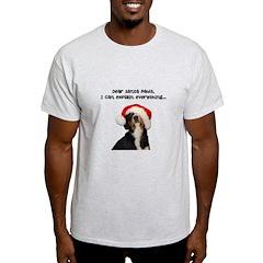 Dear Santa Paws, I can Explain T-Shirt