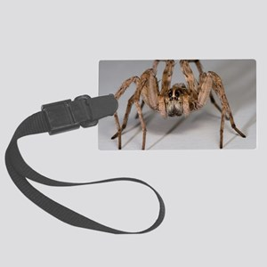 Wolf Spider Large Luggage Tag