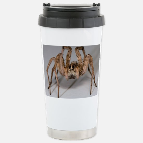 Wolf Spider Stainless Steel Travel Mug