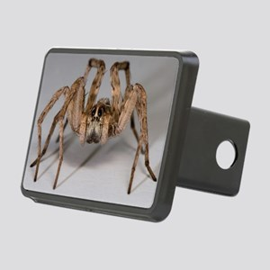 Wolf Spider Rectangular Hitch Cover