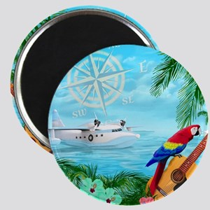 Tropical Travels Magnets