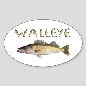 Perfect Walleye 2 Sticker