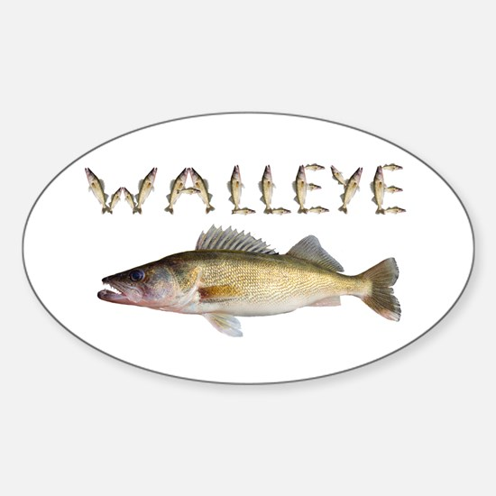 Perfect Walleye 2 Decal