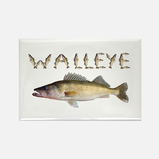Perfect Walleye 2 Magnets