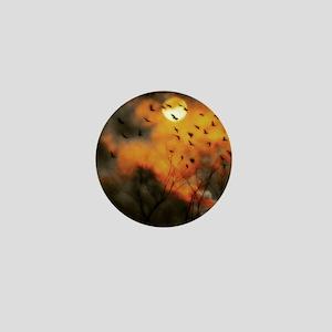 Chaotic Night Mini Button