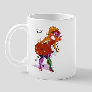 Kiss My Ass! Mug
