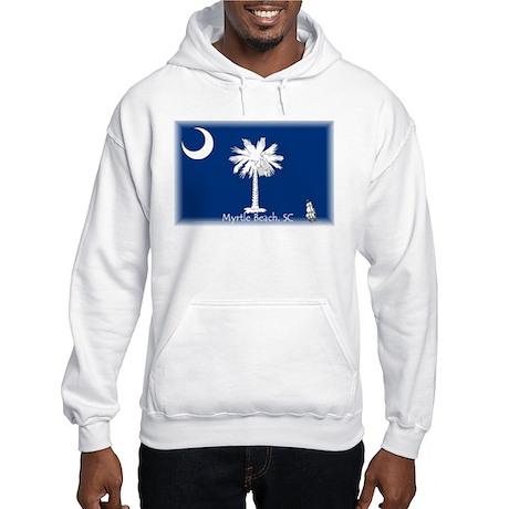 Myrtle Beach Hooded Sweatshirt