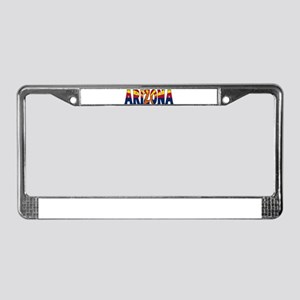 Arizona License Plate Frame
