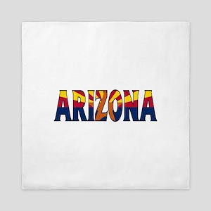 Arizona Queen Duvet