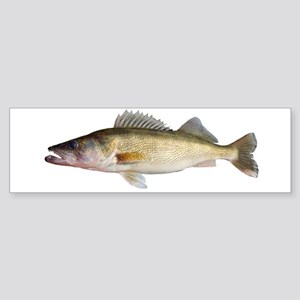 Perfect Walleye 2 Bumper Sticker