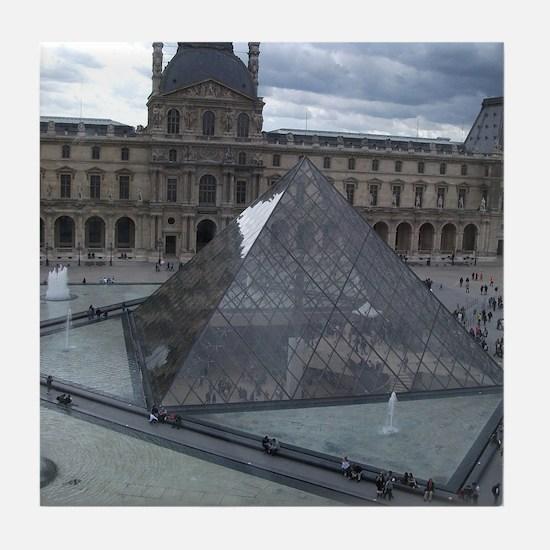 Louvre Tile Coaster