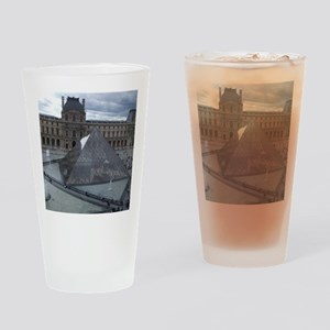 Louvre Drinking Glass