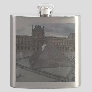 Louvre Flask
