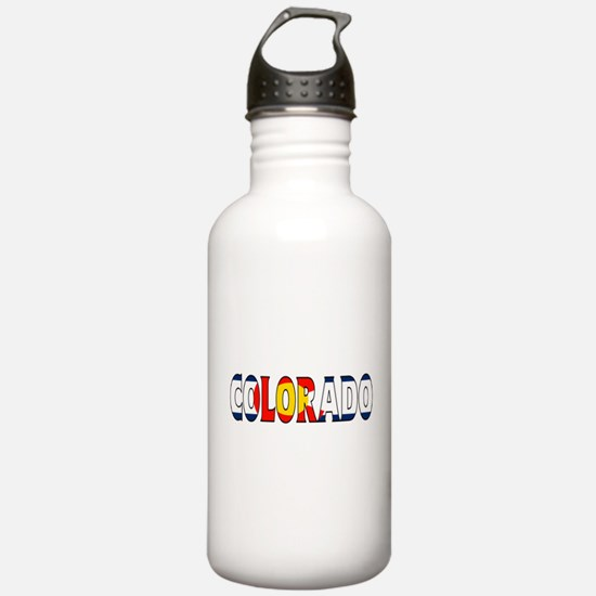 Colorado Water Bottle