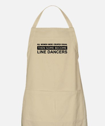 line created equal designs Apron