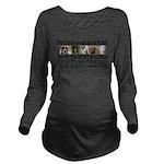 banlineup Long Sleeve Maternity T-Shirt