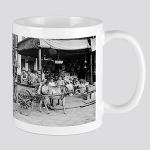 New Orleans French Market Mugs