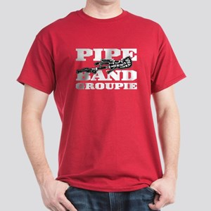 Pipe Band Groupie Dark T-Shirt