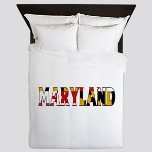 Maryland Queen Duvet