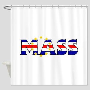 Mass - Cape Verde Shower Curtain