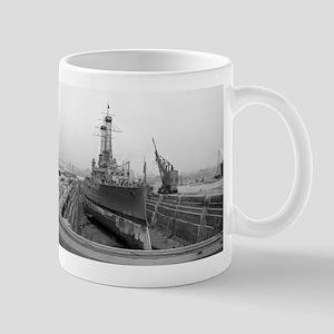 Brooklyn Navy Yard Dry Dock Mugs