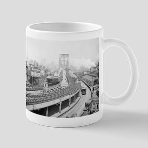 Brooklyn Bridge Terminal Mugs