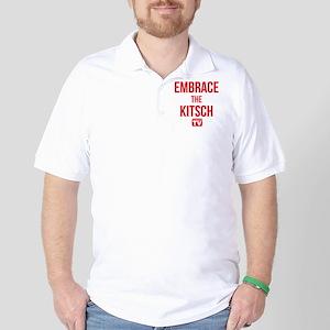 Embrace The Kitsch Version 1 Golf Shirt