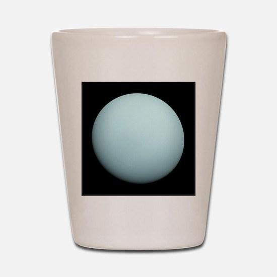 Uranus Shot Glass