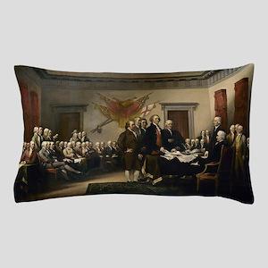 Declaration Independence Pillow Case