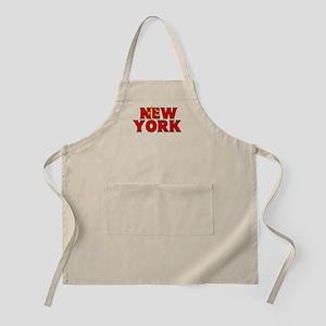New York - China Apron