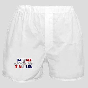 New York - Dominican Republic Boxer Shorts