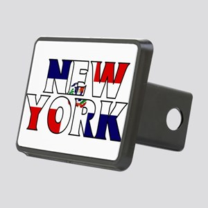 New York - Dominican Republic Hitch Cover