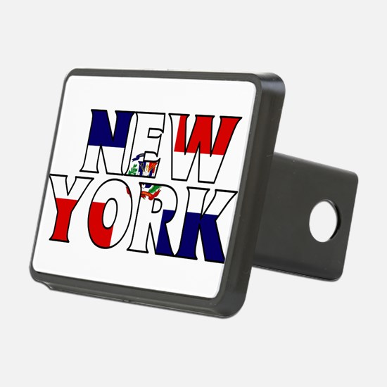 New York - Dominican Republic Hitch Cover