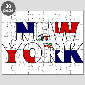New York - Dominican Republic Puzzle