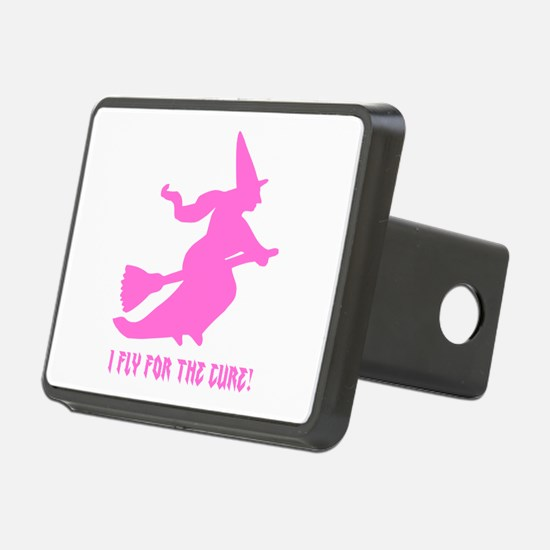 Fly for the Cure Hitch Cover