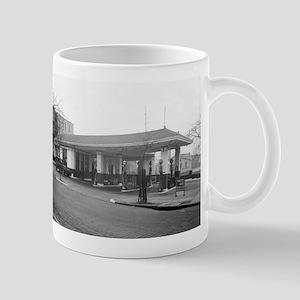 Amoco Gas Station Mugs