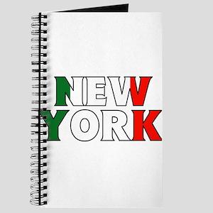 New York - Italy Journal