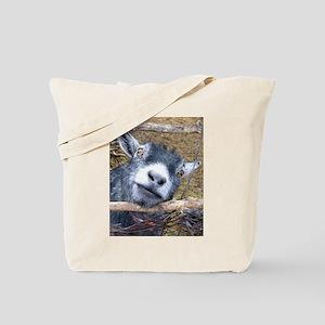 Give Us A Kiss! Tote Bag