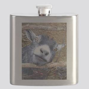 Give Us A Kiss! Flask