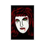Dark Vampire Rectangle Magnet (100 pack)
